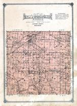 Springfield Township, Taylor, Jackson County 1914